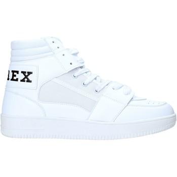 Cipők Női Magas szárú edzőcipők Pyrex PY050134 Fehér