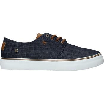 Cipők Férfi Rövid szárú edzőcipők Wrangler WM11117A Kék