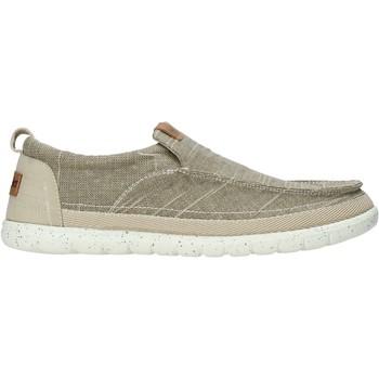 Cipők Férfi Belebújós cipők Wrangler WM11142A Bézs