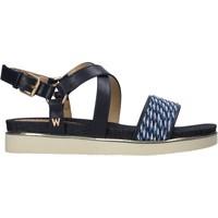 Cipők Női Szandálok / Saruk Wrangler WL11702A Kék
