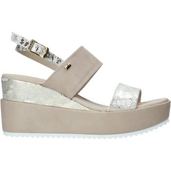Cipők Női Szandálok / Saruk Valleverde 32437 Bézs