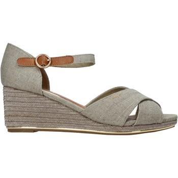 Cipők Női Gyékény talpú cipők Wrangler WL11660A Bézs
