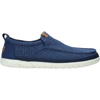 Cipők Férfi Belebújós cipők Wrangler WM11142A Kék