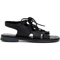 Cipők Női Szandálok / Saruk Café Noir HG1550 Fekete