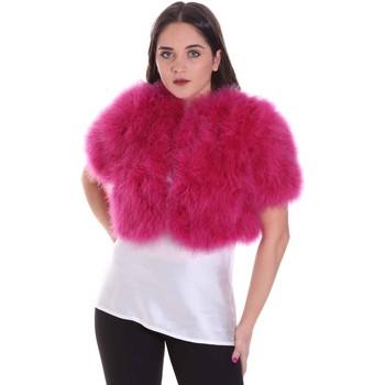 Ruhák Női Kabátok Cristinaeffe 2050 Rózsaszín