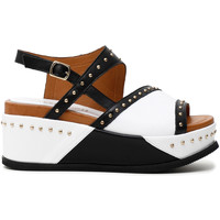 Cipők Női Szandálok / Saruk Café Noir HH1380 Fehér