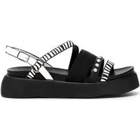 Cipők Női Szandálok / Saruk Café Noir HL9370 Fekete