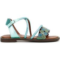 Cipők Női Szandálok / Saruk Café Noir GD9020 Kék