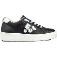 Cipők Női Rövid szárú edzőcipők Apepazza S1SLY11/DIA Fekete