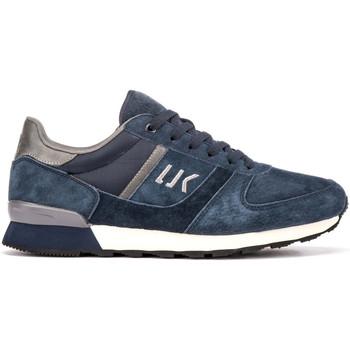 Cipők Férfi Rövid szárú edzőcipők Lumberjack SM22805 006 M02 Kék