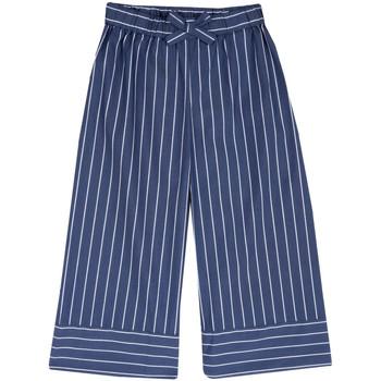 Ruhák Gyerek Chino nadrágok / Carrot nadrágok Chicco 09008423000000 Kék