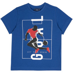 Ruhák Gyerek Rövid ujjú pólók Chicco 09067134000000 Kék