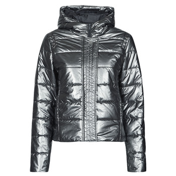 Ruhák Női Steppelt kabátok Ikks BETHANY Ezüst