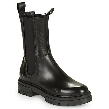 Cipők Női Csizmák Mjus BEATRIX CHELS Fekete