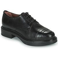 Cipők Női Oxford cipők Mjus MORGANA DERBY Fekete