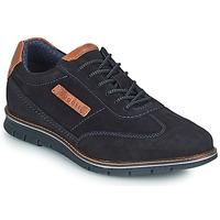 Cipők Férfi Oxford cipők Bugatti SIMONE COMFORT Tengerész