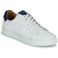 Cipők Férfi Rövid szárú edzőcipők Schmoove SPARK CLAY Fehér