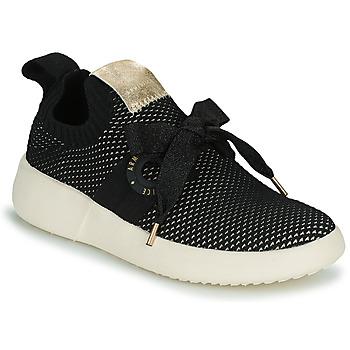 Cipők Női Rövid szárú edzőcipők Armistice VOLT ONE W Fekete