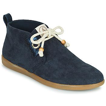 Cipők Női Magas szárú edzőcipők Armistice STONE MID CUT W Kék