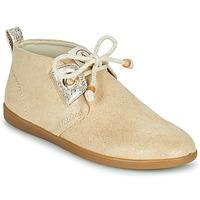 Cipők Női Magas szárú edzőcipők Armistice STONE MID CUT W Bézs