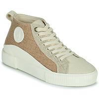 Cipők Női Magas szárú edzőcipők Armistice FOXY MID LACE W Bézs