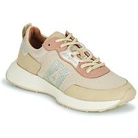 Cipők Női Rövid szárú edzőcipők Armistice MOON ONE W Bézs / Rózsaszín