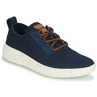 Cipők Férfi Rövid szárú edzőcipők Armistice VOLT HOOK M Kék