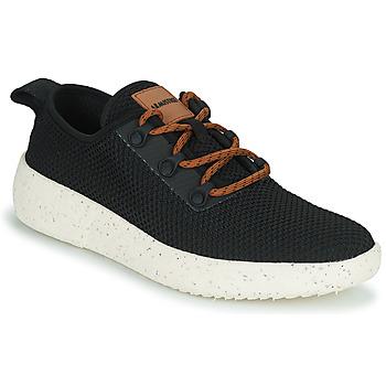 Cipők Férfi Rövid szárú edzőcipők Armistice VOLT HOOK M Fekete