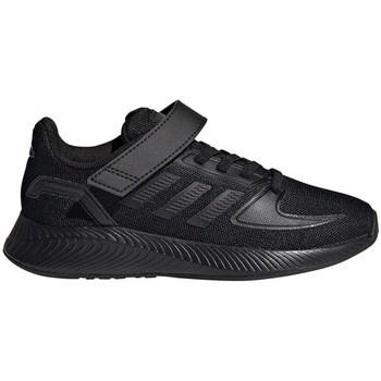 Cipők Gyerek Futócipők adidas Originals Runfalcon 20 C Fekete