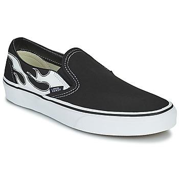 Cipők Belebújós cipők Vans CLASSIC SLIP ON Fekete