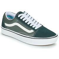 Cipők Rövid szárú edzőcipők Vans COMFYCUSH OLD SKOOL Zöld