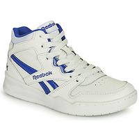 Cipők Gyerek Magas szárú edzőcipők Reebok Classic BB4500 COURT Fehér / Kék