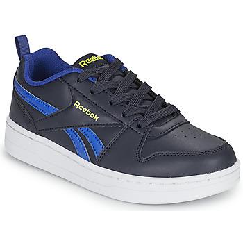Cipők Gyerek Rövid szárú edzőcipők Reebok Classic REEBOK ROYAL PRIME Tengerész / Kék