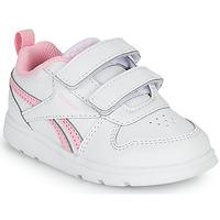 Cipők Lány Rövid szárú edzőcipők Reebok Classic REEBOK ROYAL PRIME Fehér / Rózsaszín