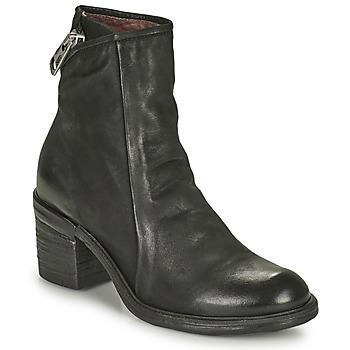 Cipők Női Bokacsizmák Airstep / A.S.98 JAMAL LOW Fekete
