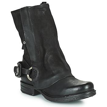 Cipők Női Csizmák Airstep / A.S.98 SAINT EC Fekete