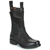 Cipők Női Csizmák Airstep / A.S.98 SAINTEC CHELS Fekete