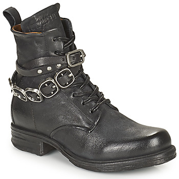 Cipők Női Csizmák Airstep / A.S.98 SAINTEC BRIDE Fekete
