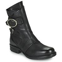 Cipők Női Csizmák Airstep / A.S.98 SAINTEC DOUBLE Fekete