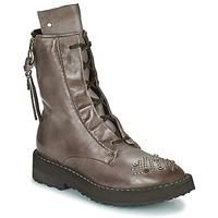Cipők Női Csizmák Airstep / A.S.98 CHIMICA Barna