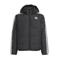 Ruhák Gyerek Steppelt kabátok adidas Originals SOLITARE Fekete