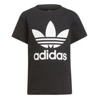 Ruhák Gyerek Rövid ujjú pólók adidas Originals CHANTIS Fekete