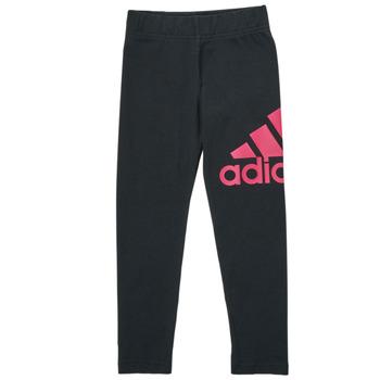Ruhák Lány Legging-ek adidas Performance MARIONA Fekete