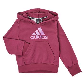 Ruhák Lány Pulóverek adidas Performance MARINE Rózsaszín