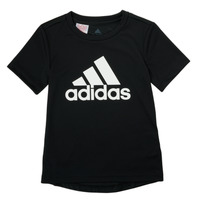 Ruhák Fiú Rövid ujjú pólók adidas Performance NADGED Fekete