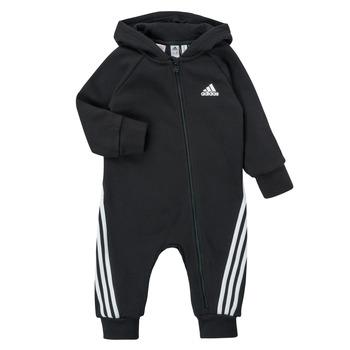 Ruhák Gyerek Overálok adidas Performance TOMILA Fekete
