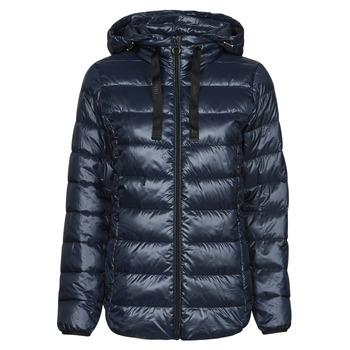 Ruhák Női Steppelt kabátok Esprit PER LL F TAP JT Kék