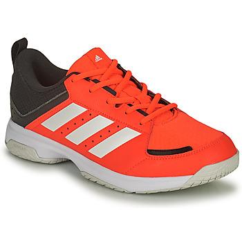 Cipők Fedett pályás sport adidas Performance Ligra 7 M Piros