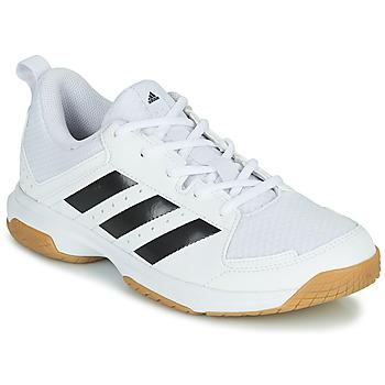 Cipők Női Fedett pályás sport adidas Performance Ligra 7 W Fehér