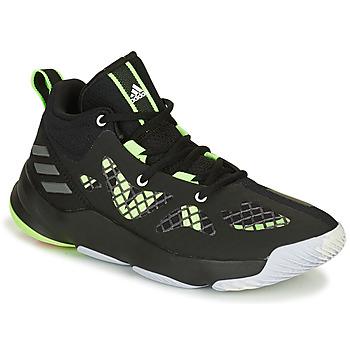 Cipők Kosárlabda adidas Performance PRO N3XT 2021 Fekete